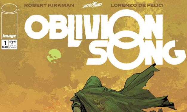 [J'ai lu] Oblivion Song