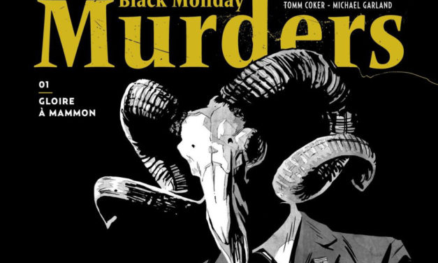 [J'ai lu] Black Monday Murders