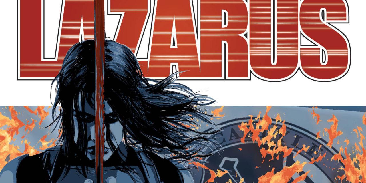[J'ai lu] Lazarus (tome 1)